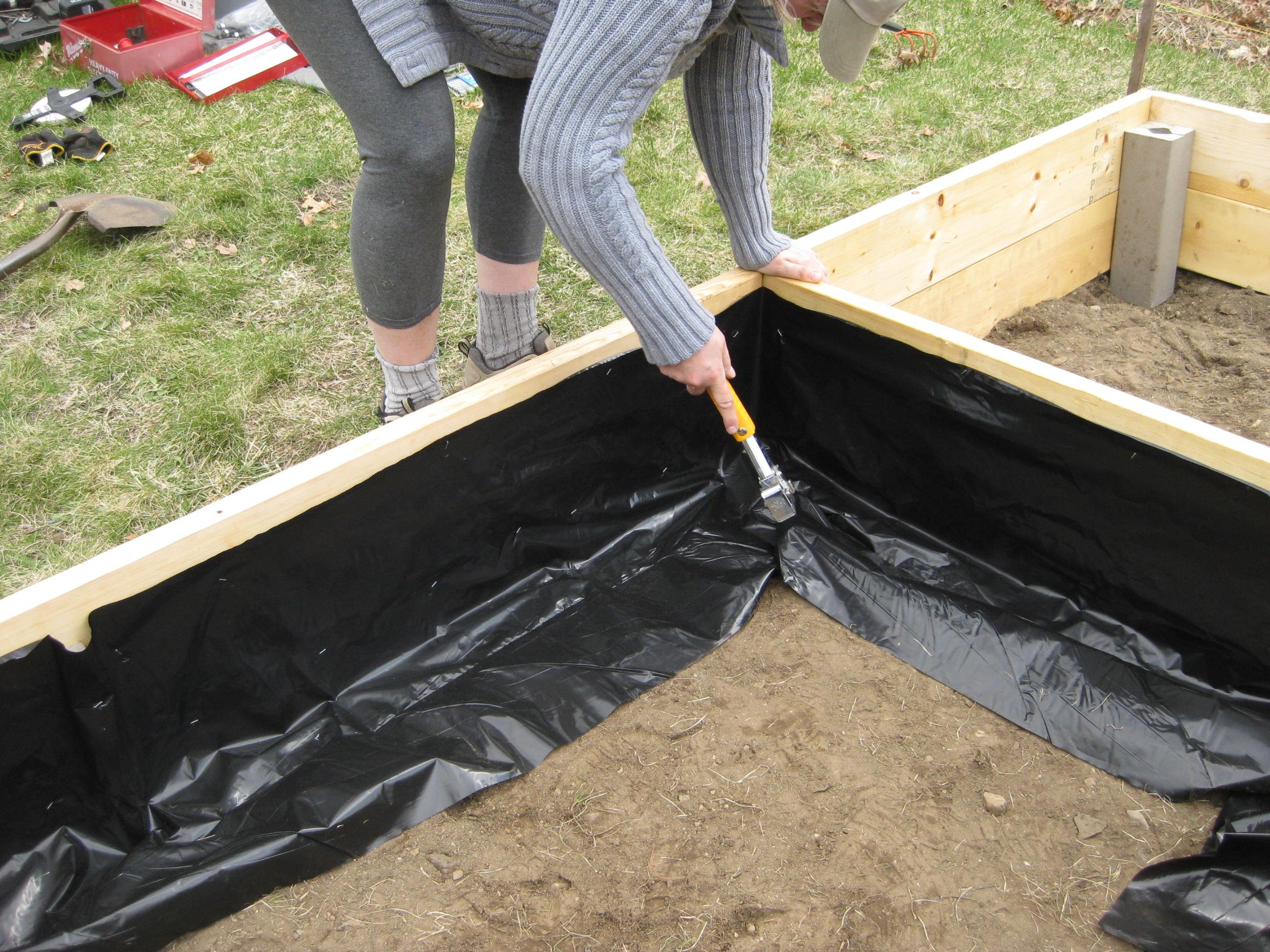 Above Ground Garden Box Soil